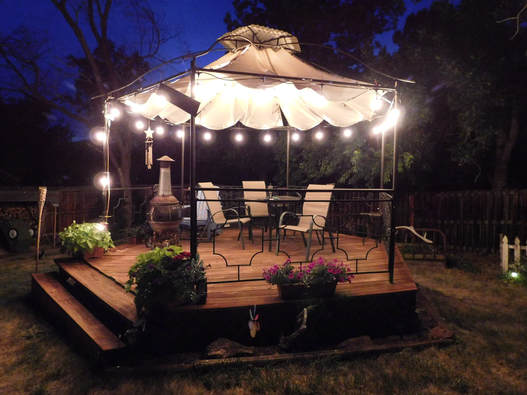 custom gazebo plans how to build