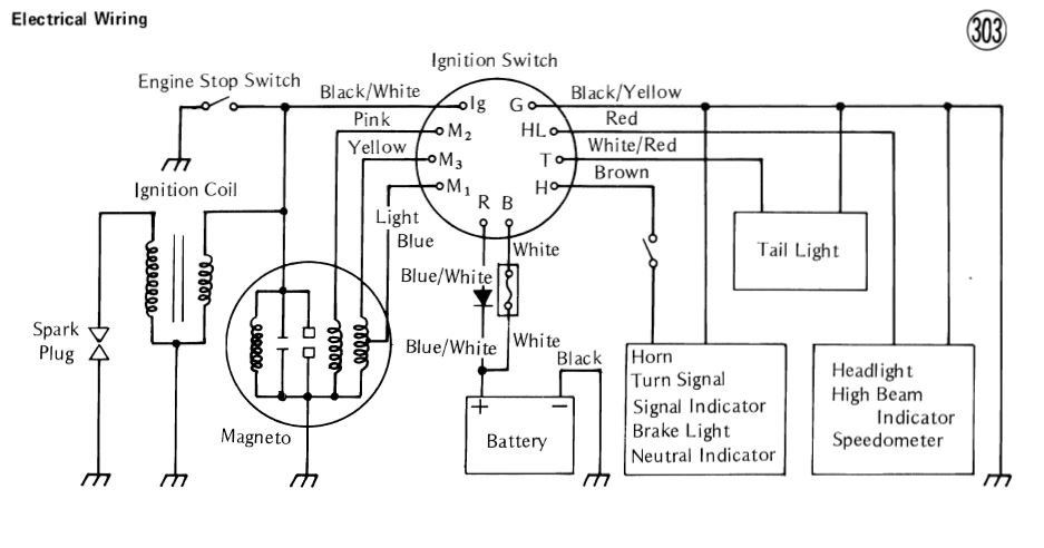 Atv Ignition Switch Wiring | Wiring Diagram on