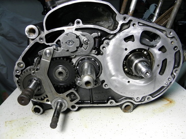 Kawasaki F5 big horn engine