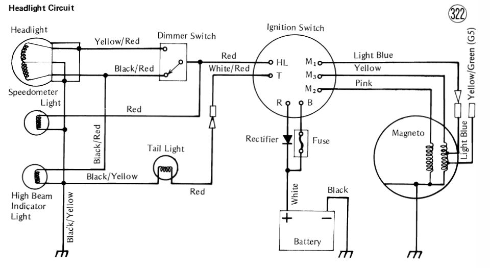 electric ke wiring diagram